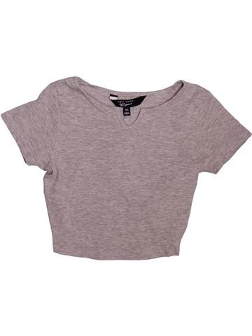 Camiseta de manga corta niña NEW LOOK gris 9 años verano #1475665_1