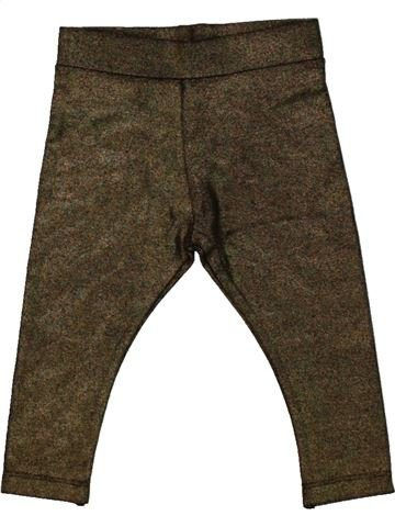 Legging fille RIVER ISLAND marron 6 mois hiver #1476137_1