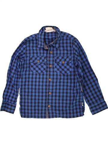 Chemise manches longues garçon LEE COOPER bleu 8 ans hiver #1476312_1