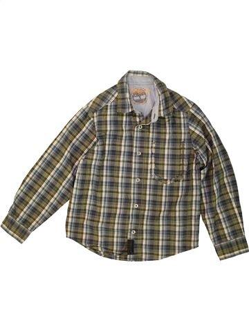 Camisa de manga larga niño TIMBERLAND marrón 8 años invierno #1476564_1