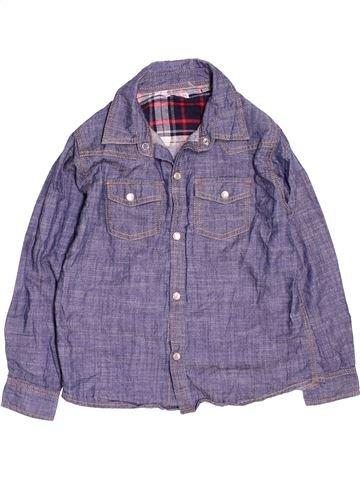 Chemise manches longues garçon HAVOC violet 6 ans hiver #1477405_1