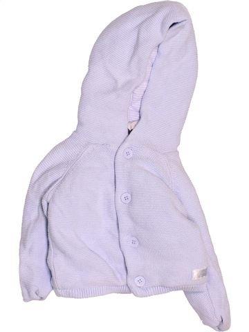 Veste garçon JASPER CONRAN violet 6 mois hiver #1477418_1