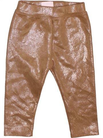 Pantalon fille IDO marron 18 mois hiver #1478214_1