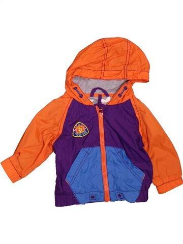 Parka garçon NEXT orange 9 mois été #1478368_1