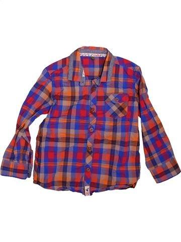 Camisa de manga larga niño TED BAKER violeta 5 años invierno #1478714_1