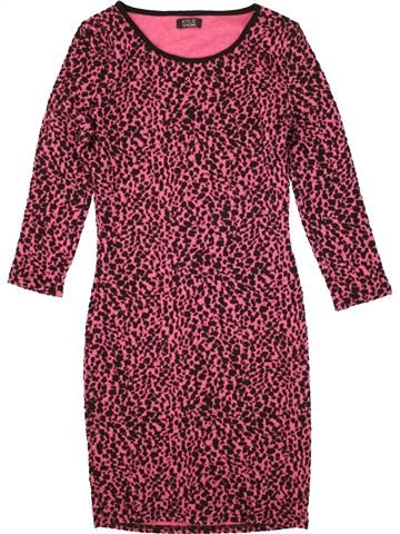 Robe fille KYLIE marron 12 ans hiver #1478736_1