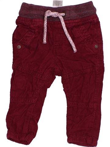 Pantalon garçon NEXT violet 6 mois hiver #1479091_1