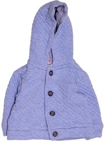 Sudadera niño DEBENHAMS azul 6 meses invierno #1479449_1
