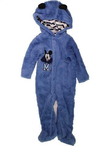 Robe de chambre garçon DISNEY bleu 6 mois hiver #1479896_1