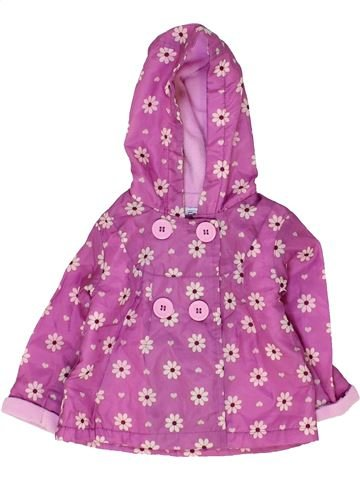 Anorak-Trinchera niña F&F violeta 3 meses verano #1480189_1