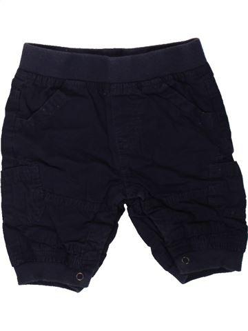 Pantalon garçon SMILE noir 1 mois hiver #1480208_1