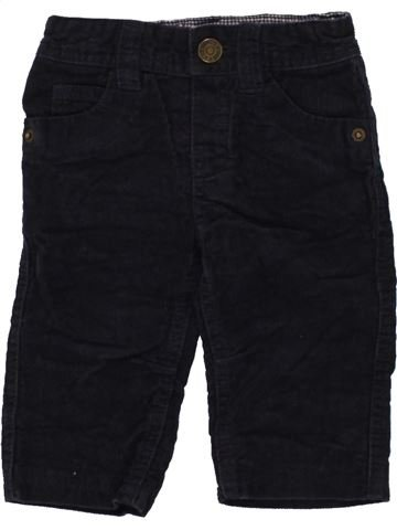 Pantalon garçon JOHN LEWIS noir 6 mois hiver #1481202_1