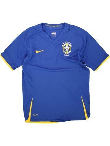 Camiseta deportivas niño NIKE azul 13 años verano #1481571_1