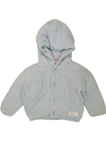 Chaleco niño JASPER CONRAN gris 6 meses invierno #1481606_1