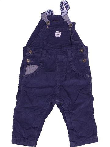 Salopette garçon TIMBERLAND bleu 9 mois hiver #1481852_1