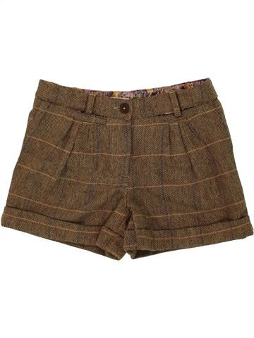 Short - Bermuda fille MONSOON marron 9 ans hiver #1481993_1