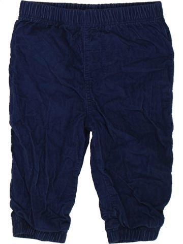 Pantalón niño BHS negro 9 meses invierno #1482709_1