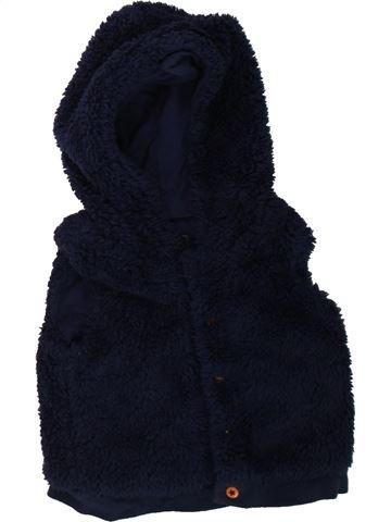 Chaleco niño BLUEZOO negro 6 meses invierno #1483035_1