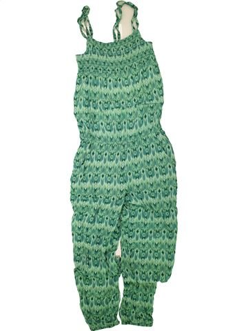Combinaison longue fille H&M vert 14 ans été #1483115_1