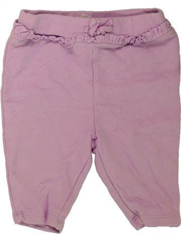 Pantalon fille RALPH LAUREN violet 3 mois hiver #1483289_1