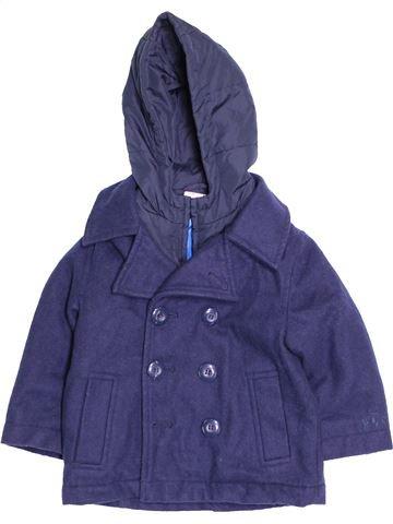Abrigo niño DEBENHAMS violeta 2 años invierno #1483501_1