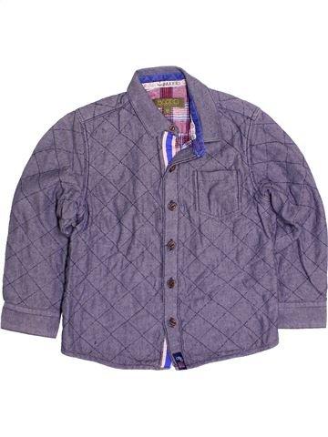 Camisa de manga larga niño TED BAKER violeta 5 años invierno #1483637_1