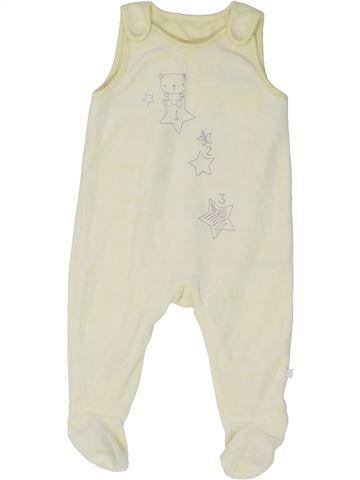 Pijama de 1 pieza unisex MOTHERCARE azul 6 meses invierno #1483673_1