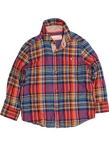 Chemise manches longues garçon NEXT violet 3 ans hiver #1484139_1