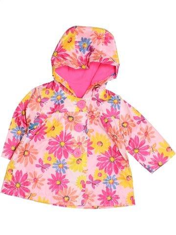 Anorak-Trinchera niña GEORGE rosa 3 meses verano #1484199_1