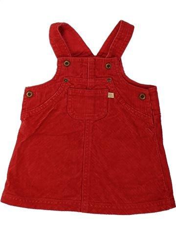 Vestido niña DUNNES STORES rojo 0 meses invierno #1484308_1