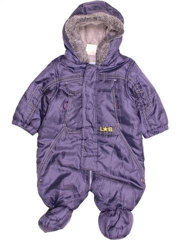 Mono-polar niño LADYBIRD violeta 6 meses invierno #1484753_1