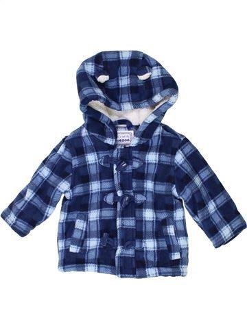 Manteau garçon BLUEZOO bleu 6 mois hiver #1484785_1