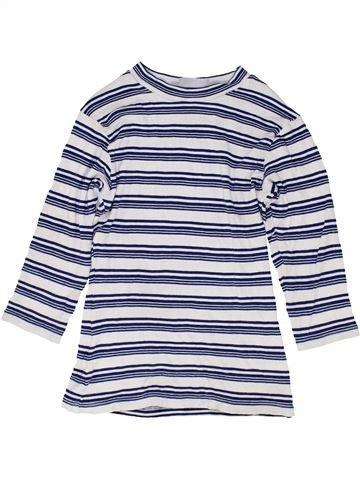 T-shirt manches longues fille I LOVE GIRLSWEAR bleu 10 ans hiver #1484967_1