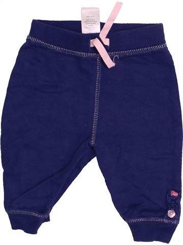 Pantalón niña DEBENHAMS azul 6 meses invierno #1484982_1