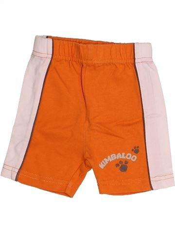 Short-Bermudas niño KIMBALOO rosa 6 meses verano #1485330_1
