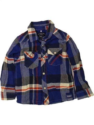 Camisa de manga larga niño NAME IT azul 2 años invierno #1485352_1