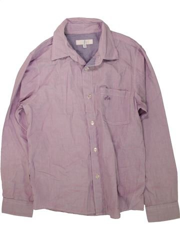 Camisa de manga larga niño JASPER CONRAN violeta 13 años invierno #1485545_1