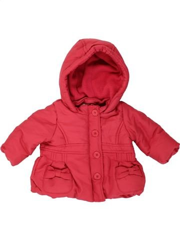 Manteau fille BABY rose 6 mois hiver #1485602_1