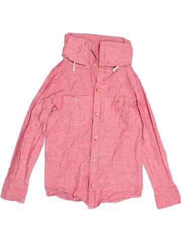 Camisa de manga larga niño PRIMARK rosa 10 años invierno #1485985_1