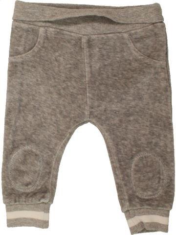 Pantalon garçon DIRKJE gris 3 mois hiver #1486221_1