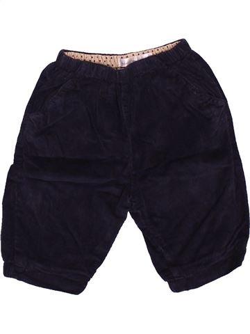Pantalon fille BOUT'CHOU noir 1 mois hiver #1486255_1
