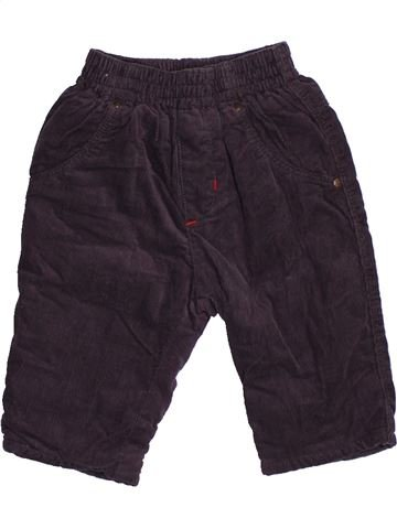 Pantalon garçon CATIMINI beige 3 mois hiver #1486306_1