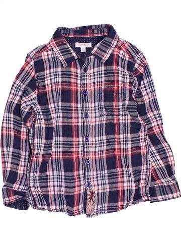 Camisa de manga larga niño 3 POMMES violeta 6 años invierno #1486358_1