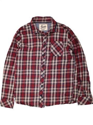 Camisa de manga larga niño BOYS violeta 11 años invierno #1486438_1
