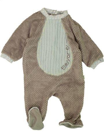 Robe de chambre garçon DISNEY gris 6 mois hiver #1486546_1