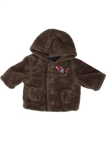 Chaqueta niño CHEROKEE marrón 0 meses invierno #1486557_1