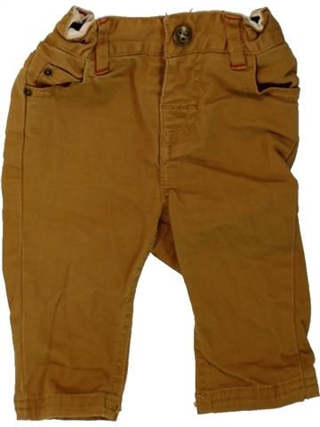 Pantalon garçon MAMAS & PAPAS marron 6 mois hiver #1486873_1