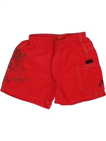 Short - Bermuda garçon OXBOW rouge 12 mois été #1487006_1