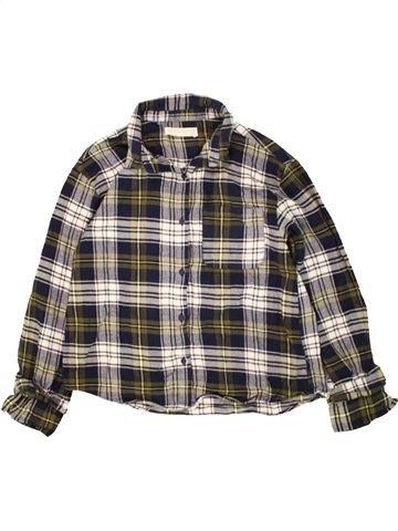 Blusa de manga larga niña ZARA marrón 12 años invierno #1487070_1