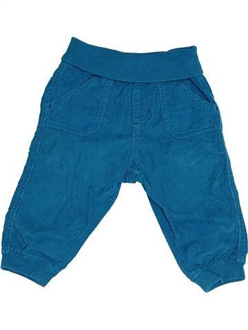 Pantalón niño LUPILU azul 6 meses invierno #1487272_1
